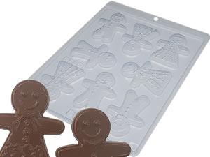Forma Biscoitinho de Natal Ref.9735 BWB