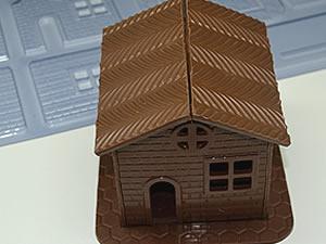 Forma Casa de Chocolate Ref.9820 BWB