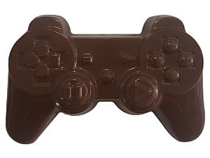 Forma com Silicone Joystick PlayStation Pequeno Controle Video Game Ref.9661 BWB