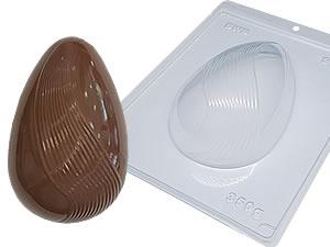 Forma com Silicone Ovo de Pácoa Finesse 350g Ref.9726 BWB