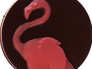 Forma Pirulito Flamingo 38g Ref.9694 BWB