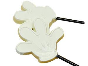 Forma Pirulito Luva do Mickey 20g Ref.12050 BWB