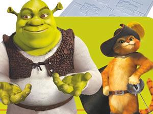 Forma Pirulito Shrek 20g Ref.11016 BWB