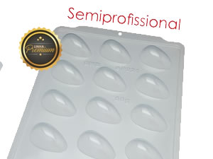 Forma Semiprofissional SP 221 Ovo Liso 50g Ref.3623 BWB