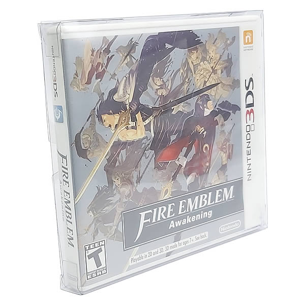 Games-22 0,30mm Caixa Protetora para Caixabox Case Nintendo 3DS