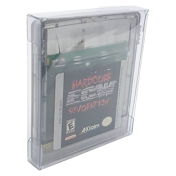 Games-27 0,20mm Caixa Protetora para Cartucho Loose Game Boy, Game Boy Color