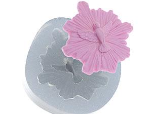 Molde de Silicone Espírito Santo com Esplendor Pequeno cod.398 Flexarte