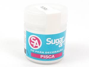 Pó para Decoração 3g Brilhante Pisca Sugarart