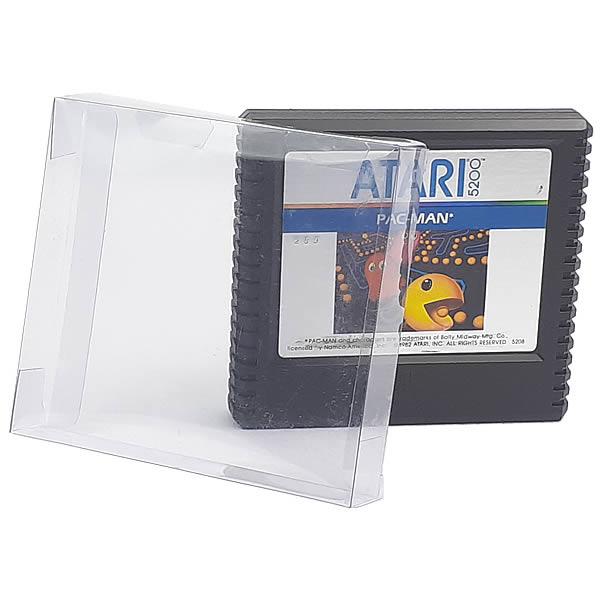 Games-12 0,20mm Caixa Protetora para Cartucho Loose Atari 5200