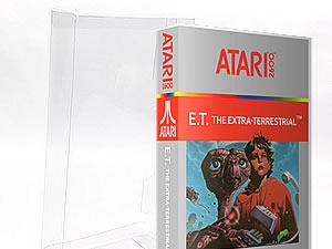 Games-16 0,30mm Protetor para Caixabox Case Atari 2600 / 5200 / 7800