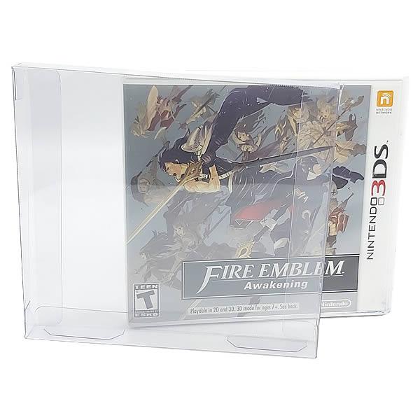 Games-23 0,30mm Caixa Protetora para Caixabox Case Nintendo DS