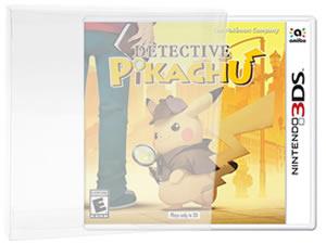 PXGames-22 Protetor para Caixabox Case Nintendo 3DS