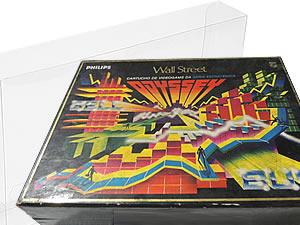 Games-25 0,30mm Caixa Protetora para CaixaBox Case Odyssey Estratégico Série Estratégica