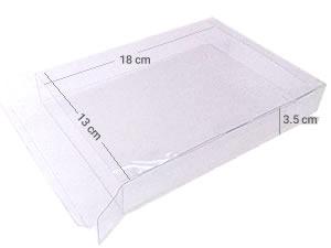 PXGames-4 Protetor para CaixaBox Case Nintendo64 e SuperNintendo