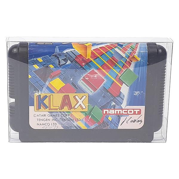Games-6 0,30mm Caixa Protetora para Cartucho Loose Mega Drive, Loose Master System