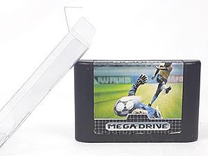 PXGames-6 Protetor para Cartucho Loose Mega Drive, Loose Master System e Case da Fita K-7