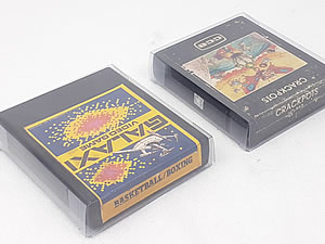 PXGames-7 0,30mm Protetor para Cartucho Loose Atari 2600