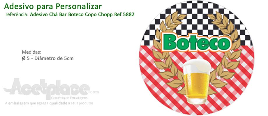Aparador Rustica De Madeira ~ Acetplace, Adesivo Chá Bar Boteco Copo Chopp Ref 5882, Caixa de Acetato, Caixinha de Plastico