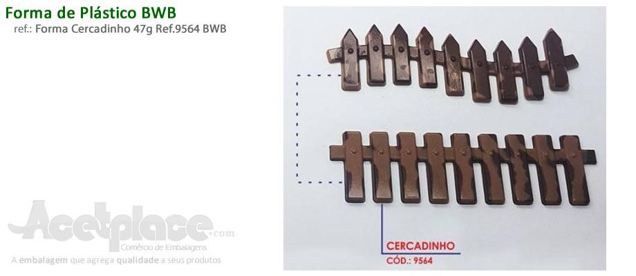 8f57e1a8e5722 Forma Cercadinho 47g Ref.9564 BWB